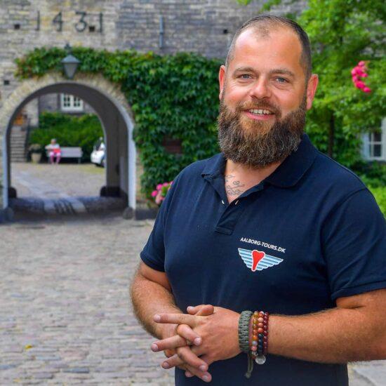 Aalborg Tours ved Helligaandsklosteret