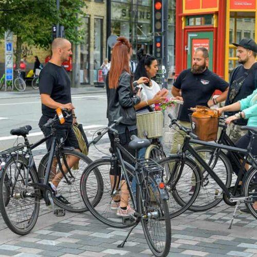 Aalborg Tours starter alle tours fra Gabels Torv