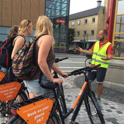 Aalborg Tours fortæller om Gabels Torv