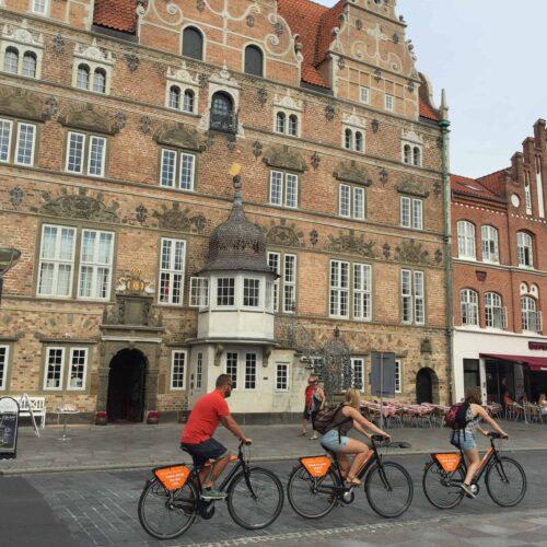Aalborg Tours ved Jens Bangs Stenhus